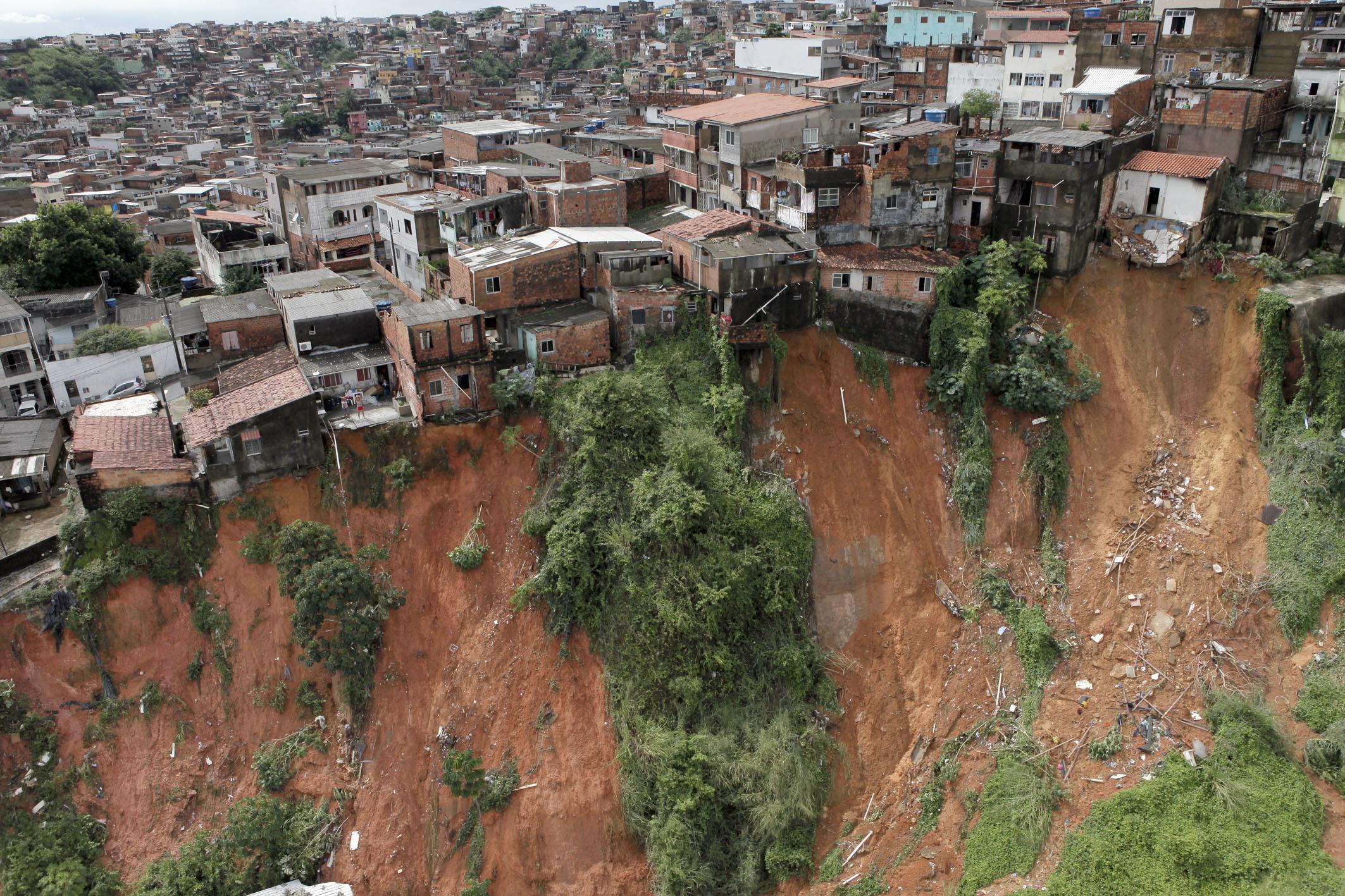 Codesal registra 29 ocorrências relacionadas a chuvas em Salvador