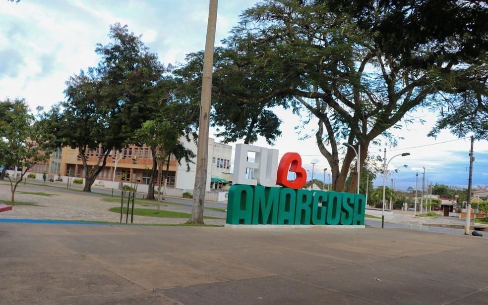 Foto: Divulgação/Prefeitura de Amargosa
