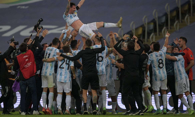Foto: Copa América / Divulgação