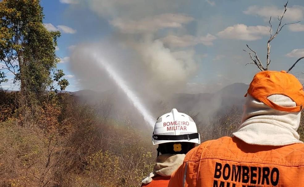 Foto: Divulgação / Corpo de Bombeiros